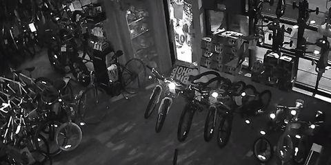 Joe's Bike Shop