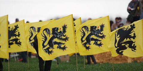 Flanders Flag