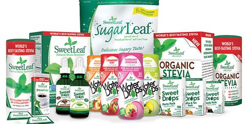 The Five Best-Tasting No-Cal Stevia Sweeteners | Prevention