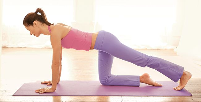 6 Yoga Poses Anyone Can Do (Even If You Cant Touch Your Toes)
