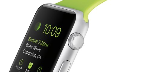 Product, Green, Electronic device, Text, Technology, Watch, Font, Logo, Gadget, Electronics,
