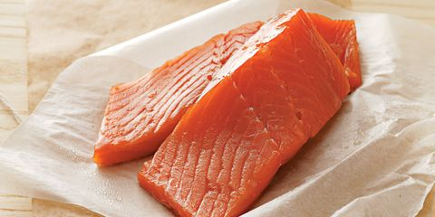 Sophisticated salmon recipes