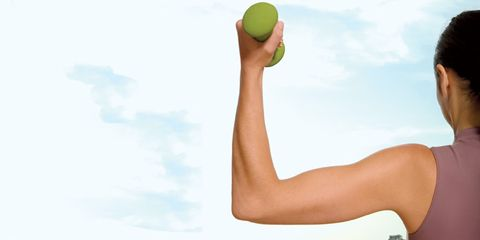 Tone your arms in 10 minutes
