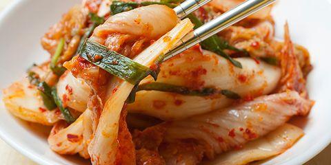kimchi hangover cure