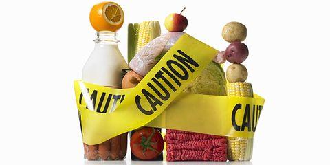 caution foods