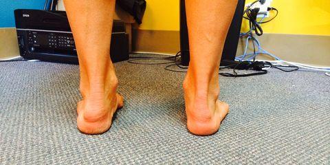 Human leg, Flooring, Floor, Joint, Foot, Tan, Calf, Thigh, Toe, Ankle,