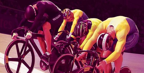 How to Outsprint the Competition with a Bike Throw
