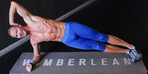 Get amazing abs without a single crunch.