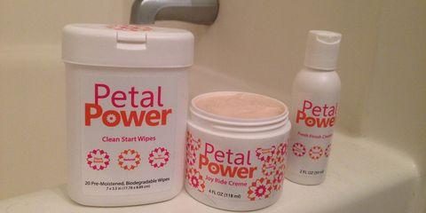 Petal Power Chamois Cream System