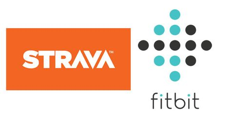 Strava and Fitbit