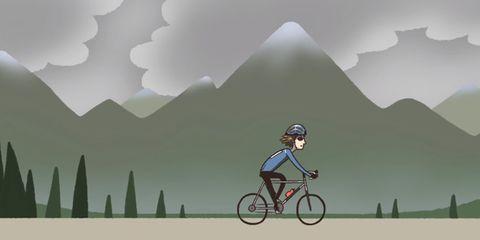 Drew Linne's The Ride