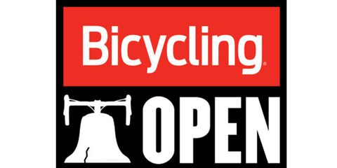 Bicycling Open