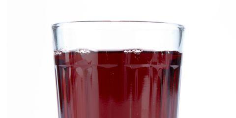 Liquid, Drink, Glass, Ingredient, Alcoholic beverage, Tableware, Red, Barware, Liqueur, Highball glass,