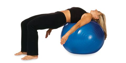 Denise Austin Yoga Workout