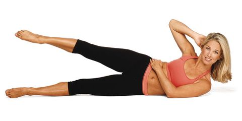 Moves To Slim Your Waist