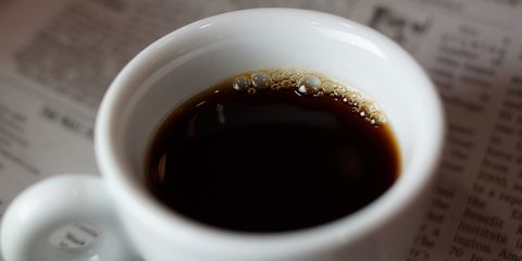 Coffee Cup: The caffeine in coffee can increase endurance and delay fatigue