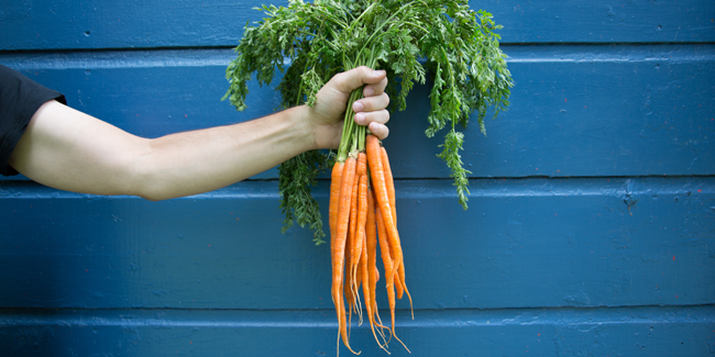 The Crazy Thing That Happened When a Junk Food Junkie Went Organic for 30 Days