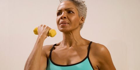 How to stop losing muscle tone