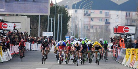 Griepel wins at Paris Nice
