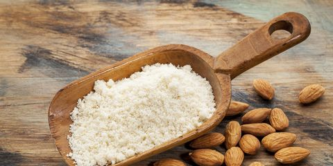 Food, Wood, Ingredient, Flour, Powder, Nut, Spice, Seed, Kitchen utensil, Chemical compound,