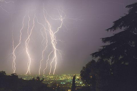 Lightning Strikes | Runner's World