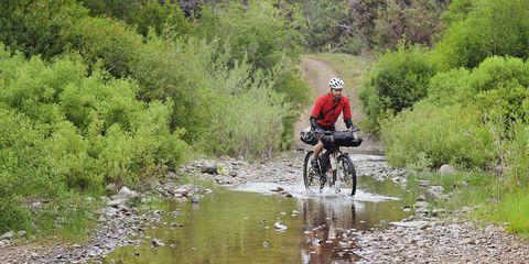 The Oregon Outback bike route