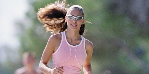 Hand, Sleeveless shirt, Active tank, Waist, Chest, Running, Muscle, Athlete, Trunk, Playing sports,