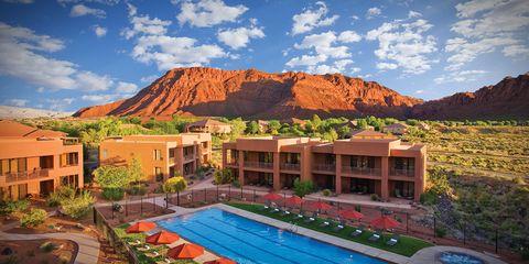 Red Mountain Resort St George, Utah