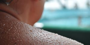Sweat can cue you in on things like blood sugar and stress levels