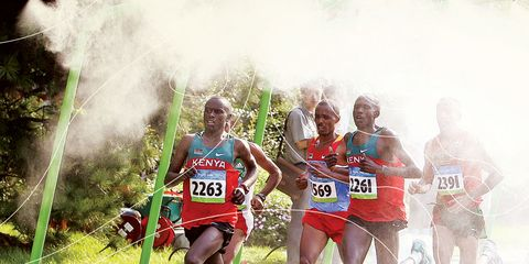 Footwear, Endurance sports, Recreation, Sports uniform, Running, Sportswear, Racing, Long-distance running, Athletic shoe, Athlete,