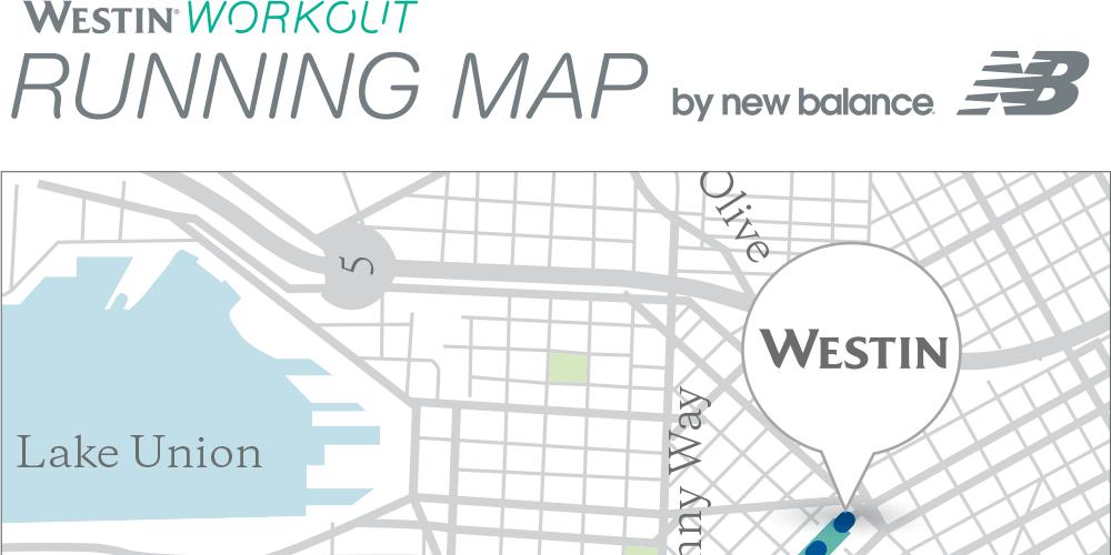 Sponsored Content Running Map The Westin Seattle Runner S World