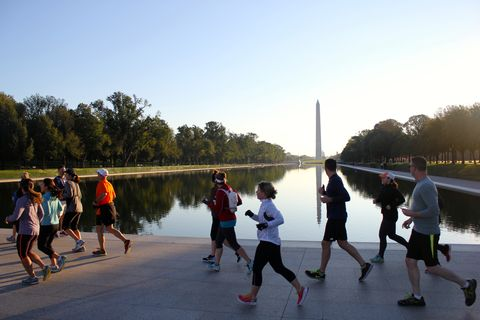 Training for the Marine Corps Marathon Starts Today