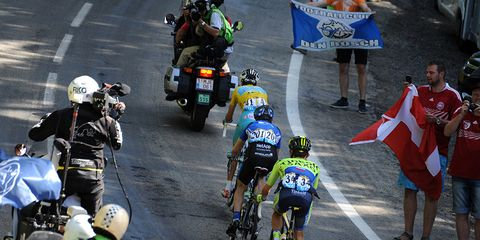 GC contenders will try to make the serious breaks as they vie for the yellow jersey.