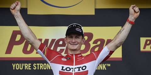 Andre Greipel won Stage 15
