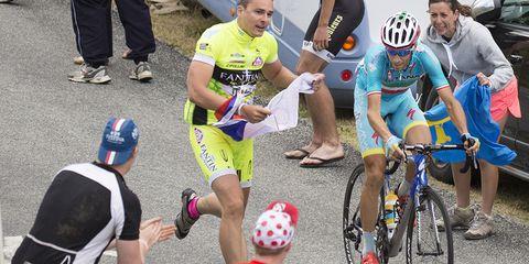 Vinceno Nibali wins Stage 20 of the 2015 Tour de France