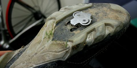 Get ready for sore feet if your cleats look like this.