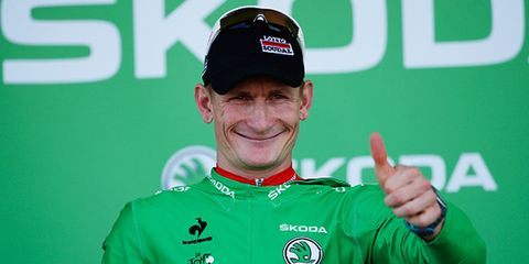 Andre Greipel wins the second stage of the 2015 Tour de France