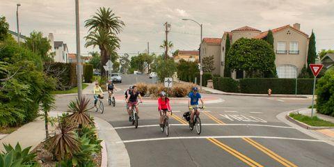 Charlie Gandy's Bike Tour of Long Beach, CA