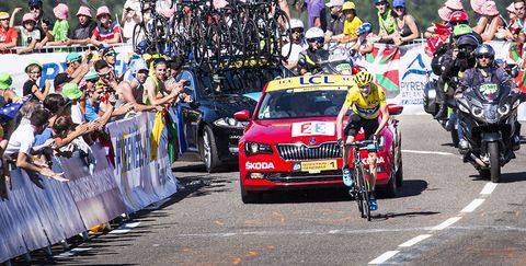 Stage 10 Analysis: Froome Takes a Commanding Tour Lead