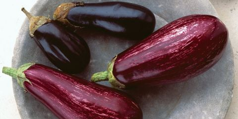 These low-cal recipes showcase eggplant's hearty texture