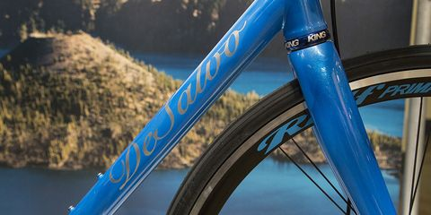 DeSalvo Custom Cycles produces about 60-80 bikes each year.