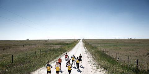 Road, Plain, Horizon, Land lot, Grassland, Field, Ecoregion, Soil, Trail, Pasture,