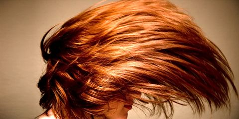 Hair, Hairstyle, Orange, Style, Amber, Red hair, Brown hair, Hair coloring, Blond, Liver,