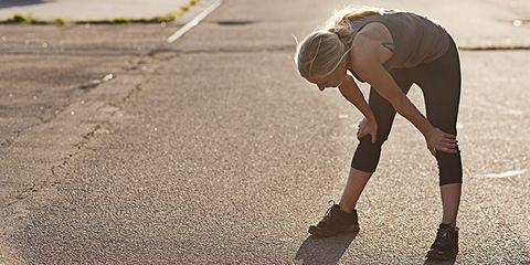 Human leg, Road surface, People in nature, Asphalt, Knee, Calf, Back, Tar, Brown hair, Blond,