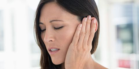 The best way to treat ear pimples