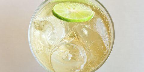 Lemon, Drink, Citrus, Alcoholic beverage, Classic cocktail, Meyer lemon, Cocktail, Liquid, Ingredient, Fruit,