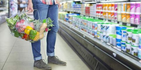 how to save money when natural food shopping