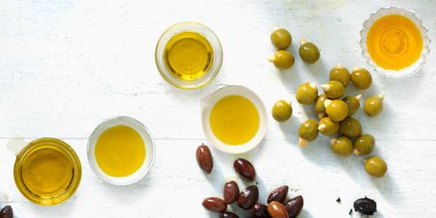 Facts about cooking with olive oil