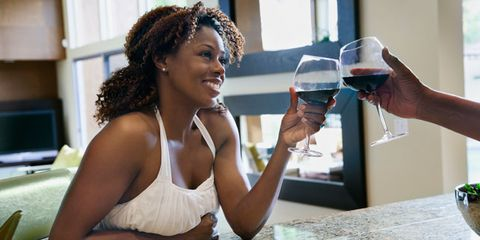 Red wine (in moderation) can improve memory