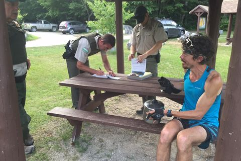 Scott Jurek Responds to 'Personal Attacks, Misinformation' Surrounding State Park Citations